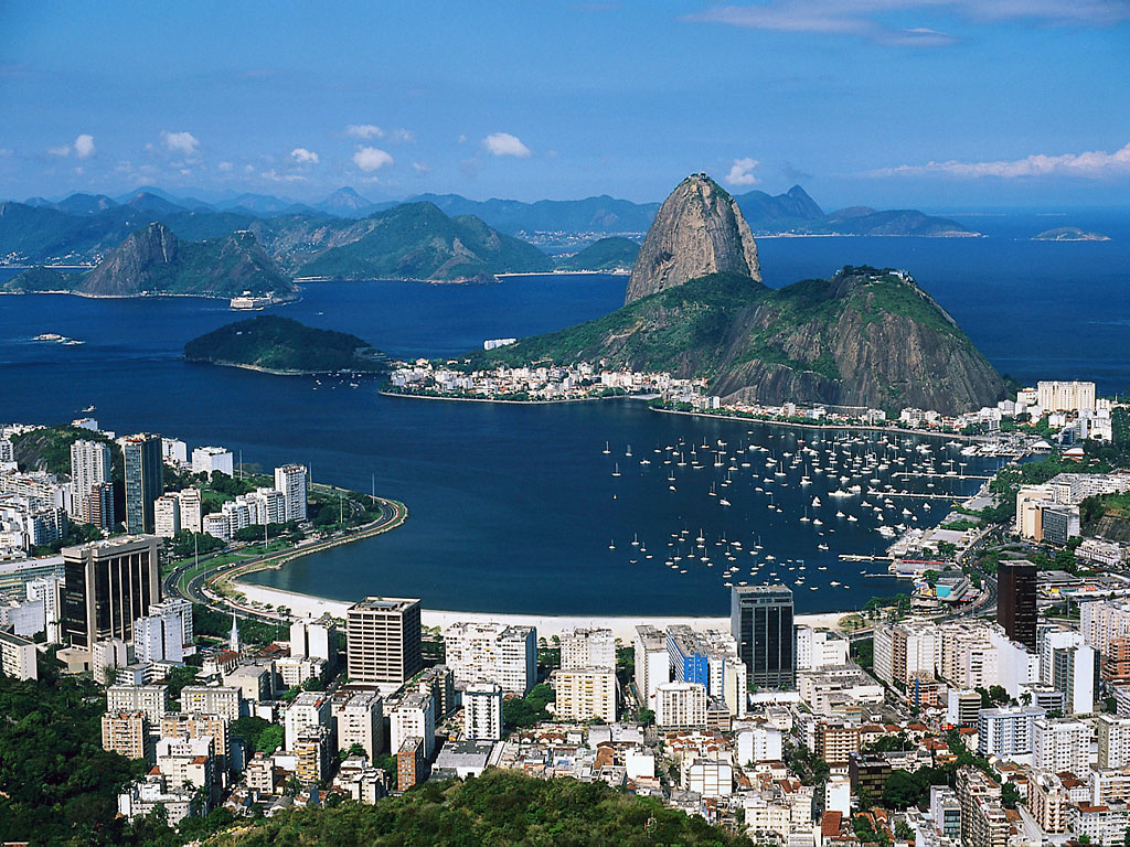 #1 of Best Places To Visit In Brazil